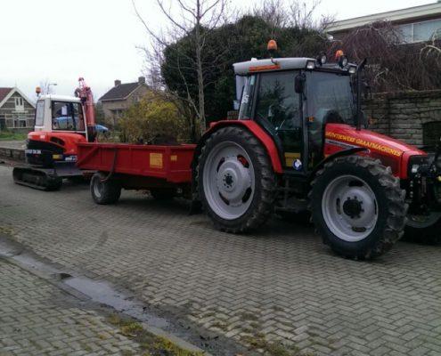grondwerk-muntjewerf-graafmachines-tractor